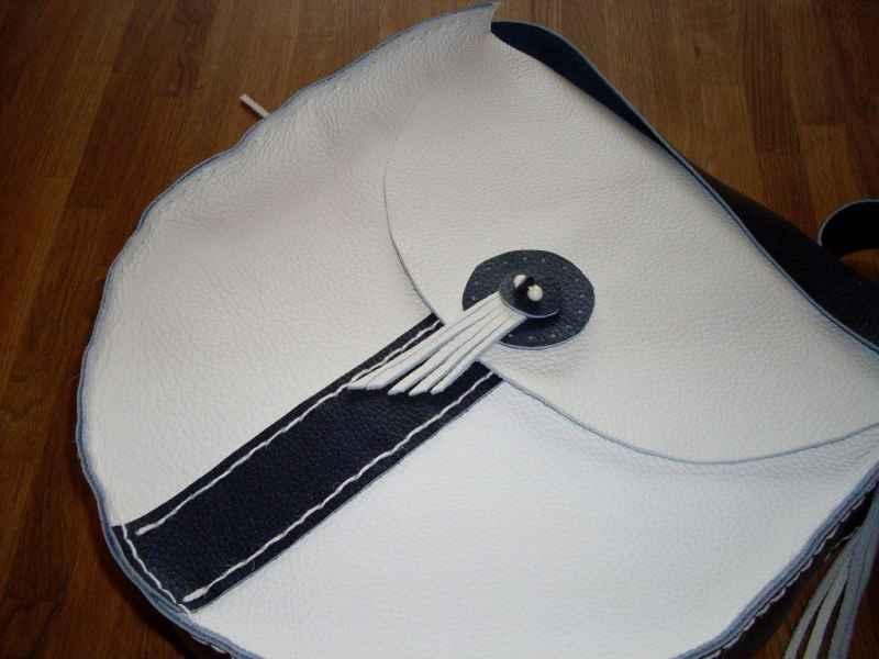 Softledertasche